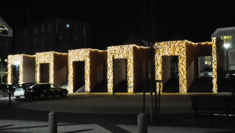 Kirkeby-mur i Aars skal sættes i stand