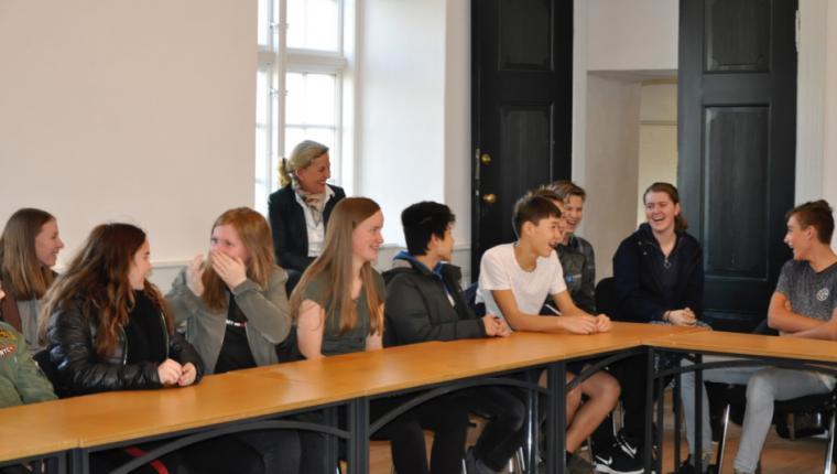 Hornum-elever vandt tre dages ophold i Sønderjylland