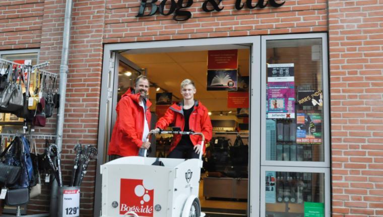 Aars-butik tog initiativ til at hjælpe Danmarks børn