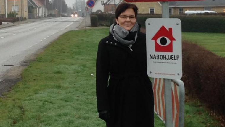 Borgerforening lægger armen om Hornum Nabohjælp
