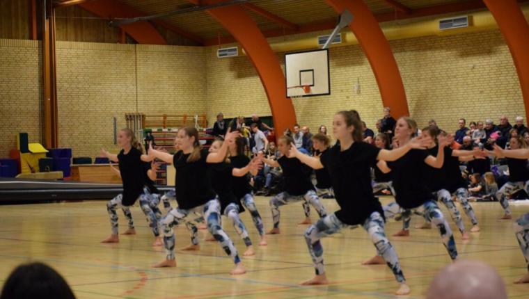 Aars byder på gymnastikopvisning for hele Himmerland