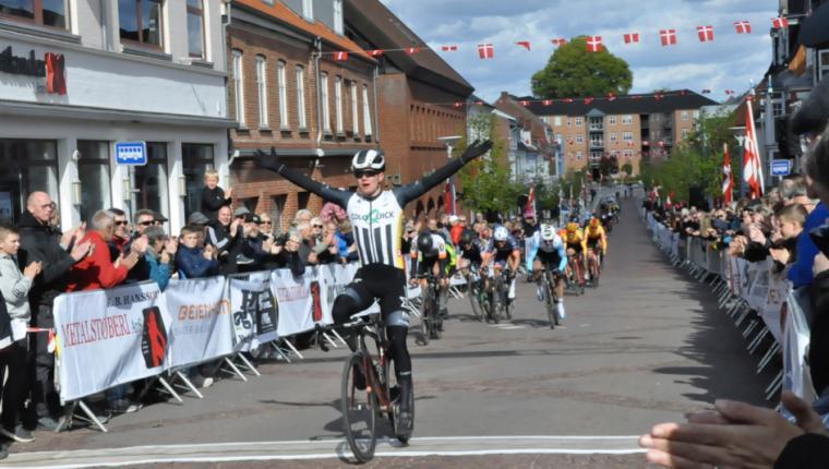 Dansk vinder af GP Himmerland Rundt