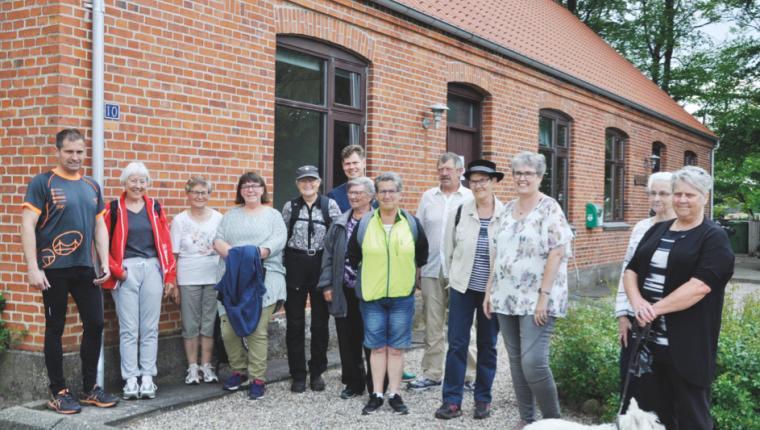 Turisme, tilflytning og Testrup