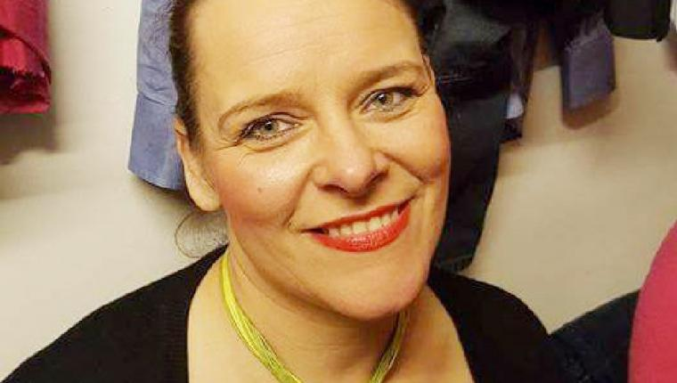 Laila Hosbond vil gerne være ny købmand i Vegger