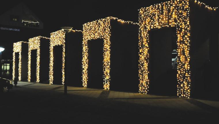 Ønske i Aars om at få lys på Kimbrermuren igen