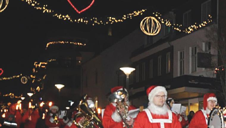 Tyve har stjålet julelys-reserverne i Aars