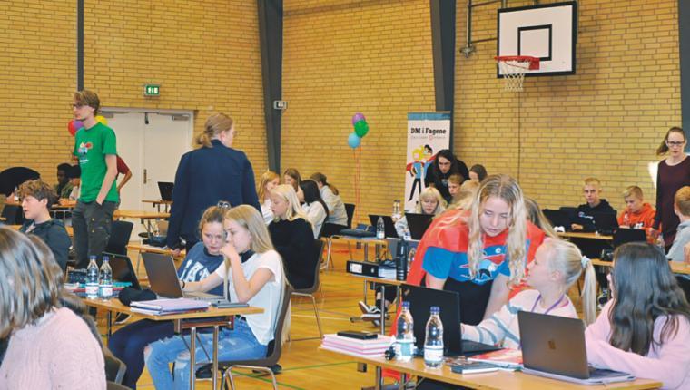 Skoleelev fra Aars er blevet regionsmester i DM i Fagene