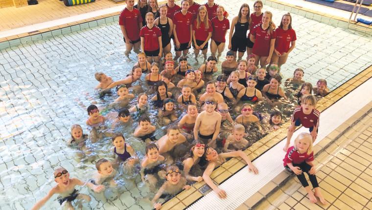 Endnu et fantastisk år for Aars Svømmeklub