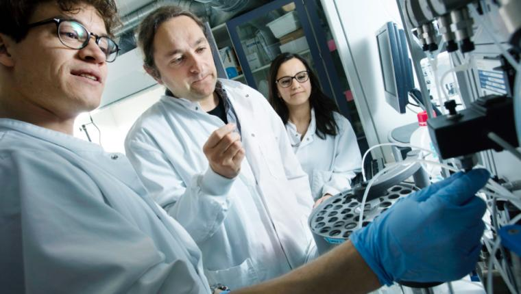 Ny vaccine udvikles af professor fra Aars, Ali Salanti fra Smorup arbejder på højtryk