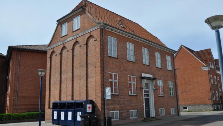Central bygning i Aars omdannes til boliger