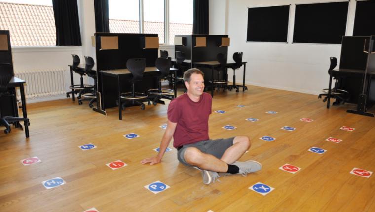 Aars Skole klar med et nyt læringsmiljø
