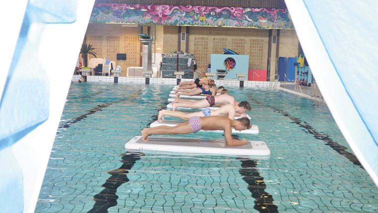 I Aars Svømmeklub tænkes nye tanker i den stille tid