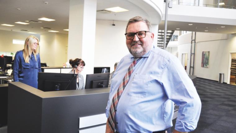 Jutlander Banks regnskaber lidt over forventning