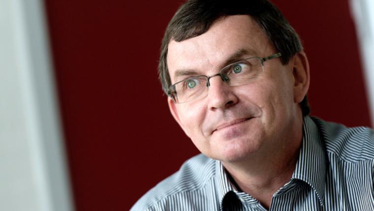 Ole Færch har 40 års jubilæum