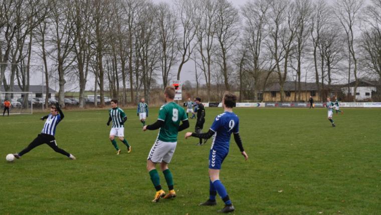 Sejr til Hornum i sæsonstart