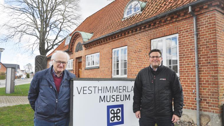 Den nye museumsformand er tændt af visioner