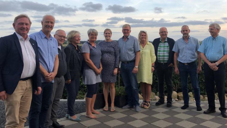 Både blåt og rødt valgforbund i Vesthimmerland