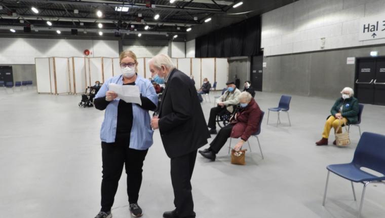 Covid-19 vaccination ophører snart i Aars