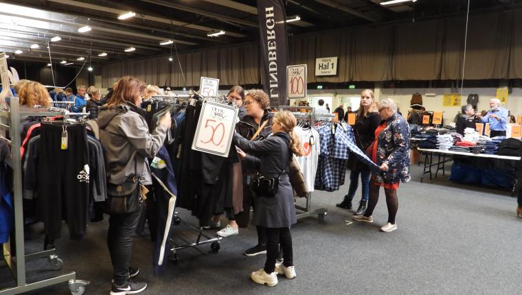 Stor interesse for Outlet Messe