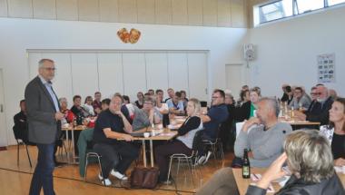 Borgere i Vegger giver tilsagn om 100.000 kr. i støtte til byens butik