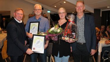 Helene Rosenbech, Søttrup er kåret til 'Årets Mentor'