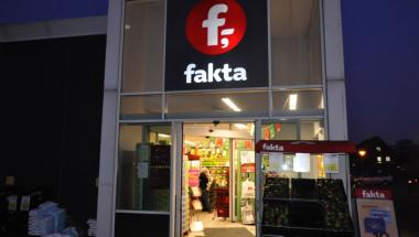 Røveri i Fakta: Butikschefens beretning - personale rystet