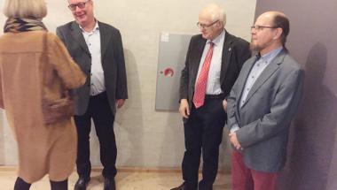 Kærkommen gave til det 100-årige museum i Aars
