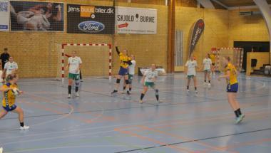 Covid-19 tests i Aars Håndboldklub