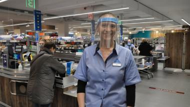 Travlhed i ny ALDI butik i Aars