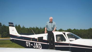 Vindmøller kan være risiko på flyvepladsen