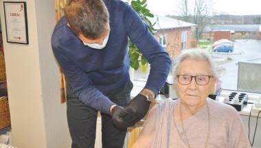 Efter Vaccinen: Glæder sig til aktiviteter og mimik i Aars