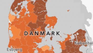 Covid-19: Faldende smittetal i Vesthimmerland