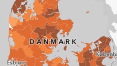Covid-19: Vaccinecentre i alle kommuner - smittetal falder yderligere i Vesthimmerland