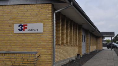 Computere stjålet fra 3F Midtfjord i Aars