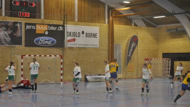 Viborg for stærke for Aars