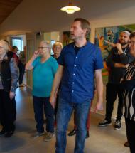 Værdier og musical på HCI i Haverslev