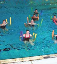 Swim Week betyder fri prøvetid i Aars og Farsø