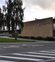 Tidsplan for nedrivning af det gamle rådhus i Aars på plads