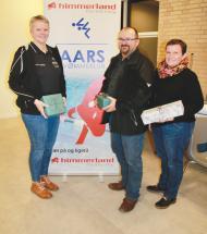 Årets fighter, træner og frivillige kåret i Aars