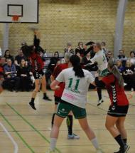 To svære opgør for Aars Håndboldklub