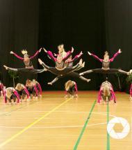 Dance & Stage fra Aars præsterede flot til DM
