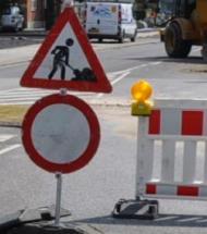 Vejdirektoratet lægger ny asfalt på Rute 29 Aggersundvej ved Gatten