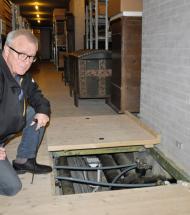 Konstante alarmer skaber problemer på Aars-museum