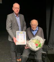 Erfaren FDFer vandt Fritidsprisen 2019