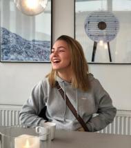 Mathilde Caffey nervøs inden X-Factor