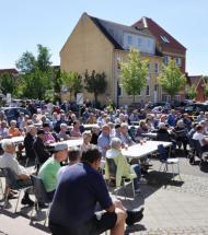Sommerkoncerter i Aars kun begyndelsen