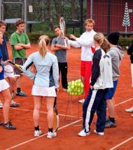 Åbent Hus i Aars Tennisklub