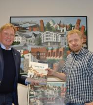 Aars bys historie i ny bog