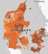 Covid-19: Status på smitte i Vesthimmerland