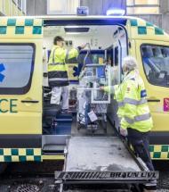 Ambulancekørsel i Vesthimmerland uændret